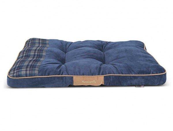 Scruffs Highland Mattress L blau