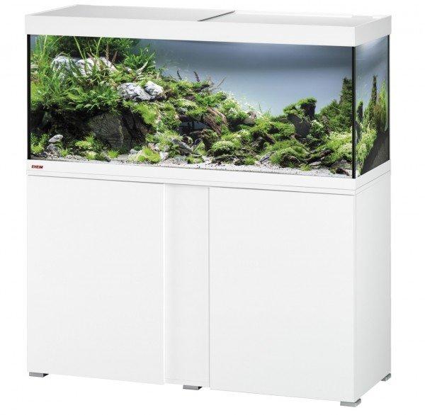 EHEIM vivaline 240 LED Aquarium mit Unterschrank