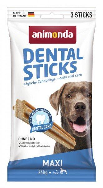 animonda Dental Stick maxi 165g Beutel Hundesnack