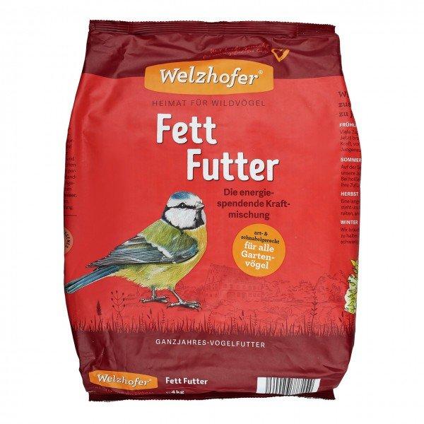 Welzhofer Fettfutter für Wildvögel