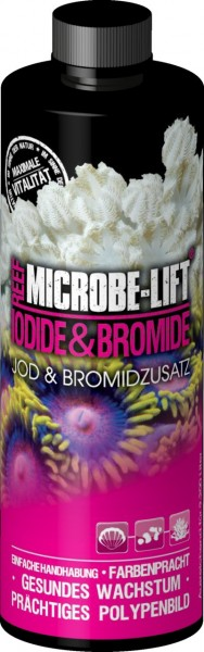 MICROBE-LIFT Iodide & Bromide 473ml Jod- & Bromidzusatz