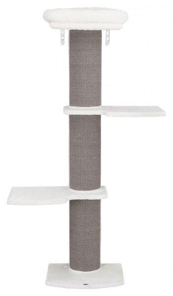 TRIXIE Kratzbaum Arcadia Wandmontage 160cm grau/weiß
