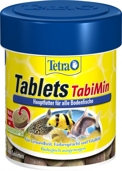 Tetra Tablets TabiMin 120 Tabletten