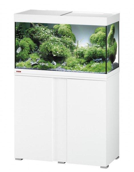EHEIM vivaline 126 LED Aquarium mit Unterschrank