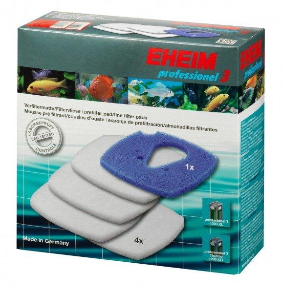 EHEIM 2616802 Filtermatte + Filtervlies für profür 3 1200XL/1200XLT (2080, 2180)