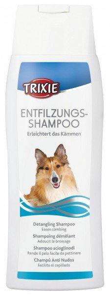 TRIXIE Entfilzungs-Shampoo 250 ml für Hunde