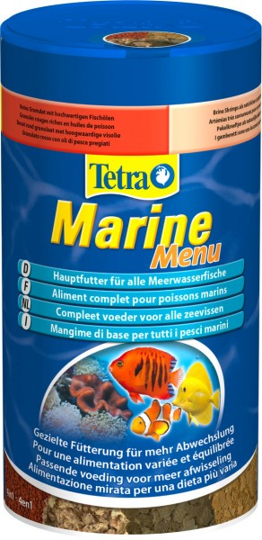 Tetra Marine Menu 250ml