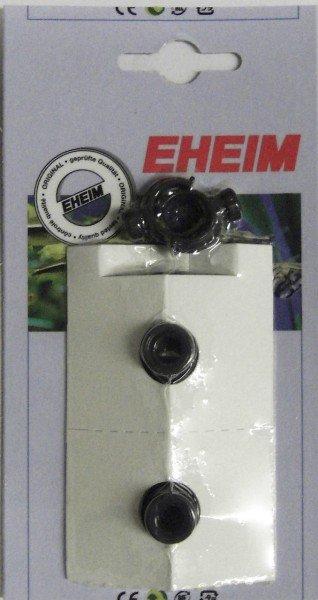 EHEIM 4014100 Sauger mit Klemmbügel (2 Stück) für Schlauch ø12/16mm Zubehör