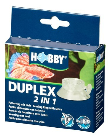HOBBY Duplex 2 in 1 Kombisieb