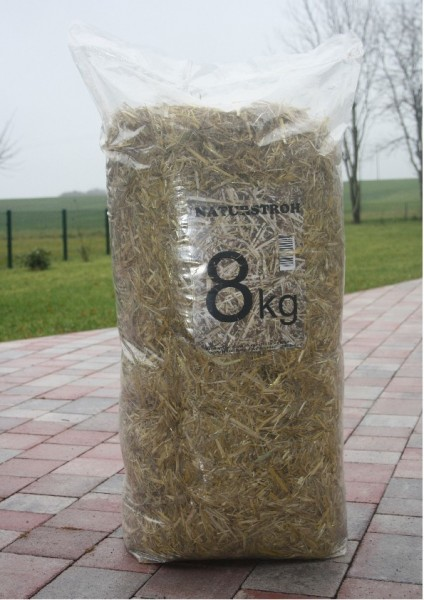 Waldhof Naturstroh 8kg