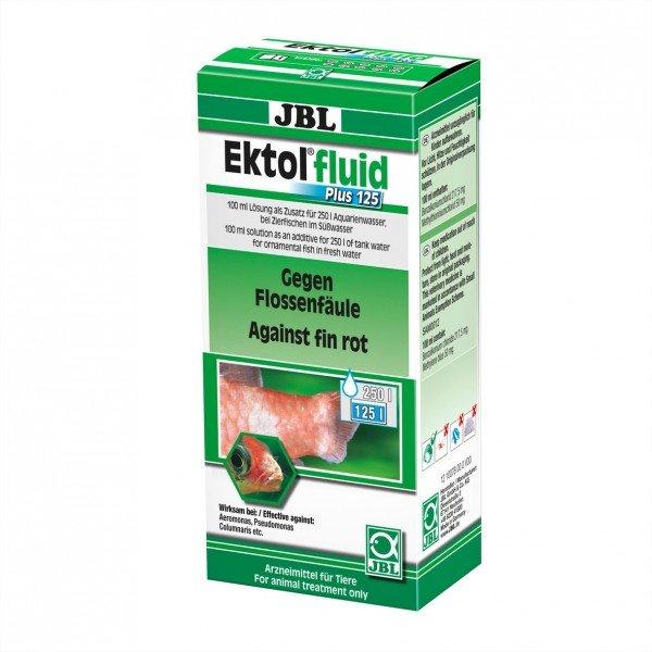JBL Ektol Fluid Plus 125 Medikament für Zierfische