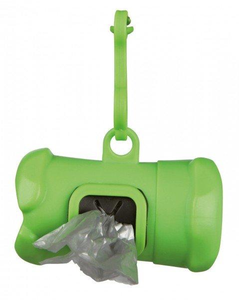 TRIXIE Dog Pick Up Kotbeutelspender M (inkl. 1 Rolle je 15 Beutel)