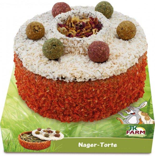 JR FARM Nager-Torte 200g Kleintiersnack
