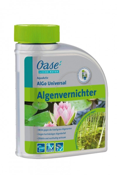 Oase AquaActiv AlGo Universal 500 ml Algenvernichter