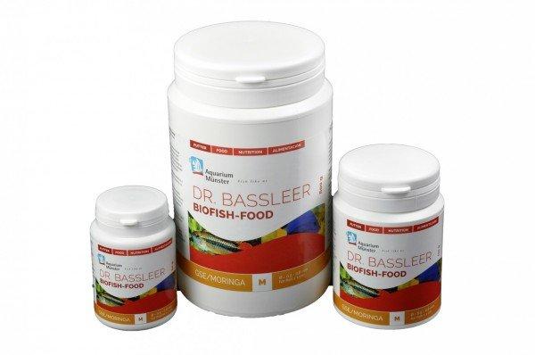 Dr. Bassleer Biofish Food GSE/Moringa L 150g Fischfutter