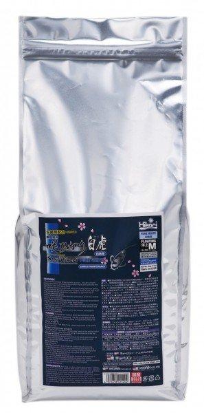 Hikari Saki Pure White Medium 5kg Koifutter