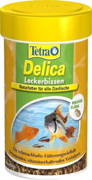 Tetra Delica Daphnien / Wasserflöhe 100ml