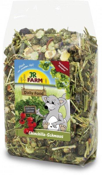 JR FARM Chinchilla-Schmaus 1,2kg Kleintierfutter