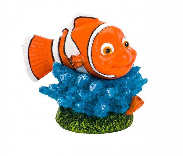 """Pennplax """"Findet Dorie"""" Nemo auf Koralle M Aquariendeko"""
