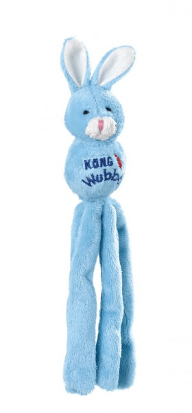 KONG Wubba Cat Hase Katzenspielzeug