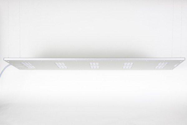 aquaLEDs aquaPAD125 SQ 5-Modul coolWhite LED-Aquarienbeleuchtung