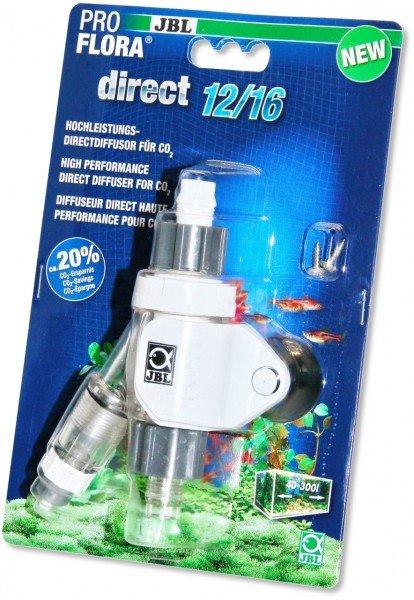 JBL ProFlora direct 12/16 Hochleistungs-Direktdiffusor für CO2