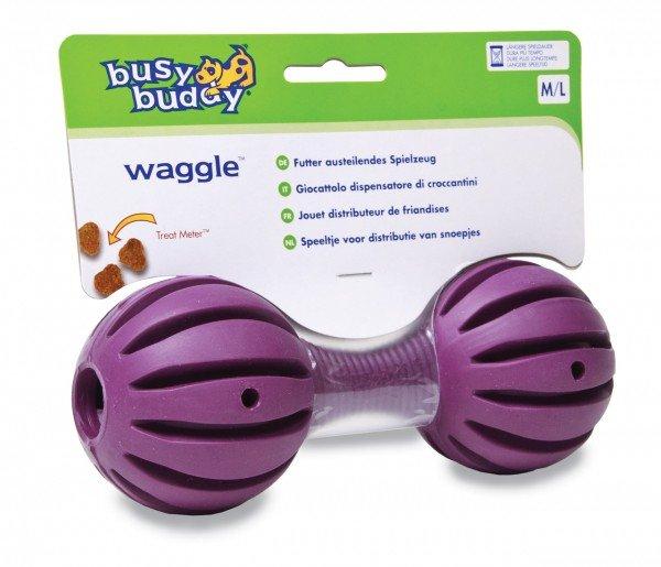 Busy Buddy Waggle Hundespielzeug