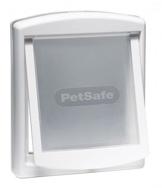 PetSafe Staywell Original 2-Wege Haustiertüre mittel weiß