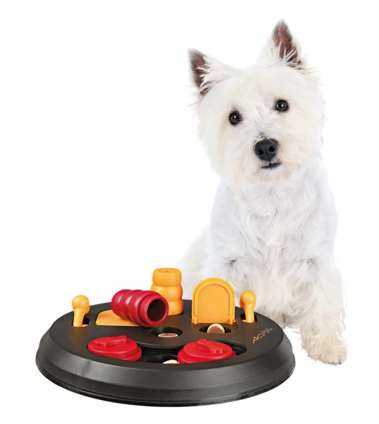 TRIXIE Dog Activity Flip Board ø 23 cm Hundespielzeug