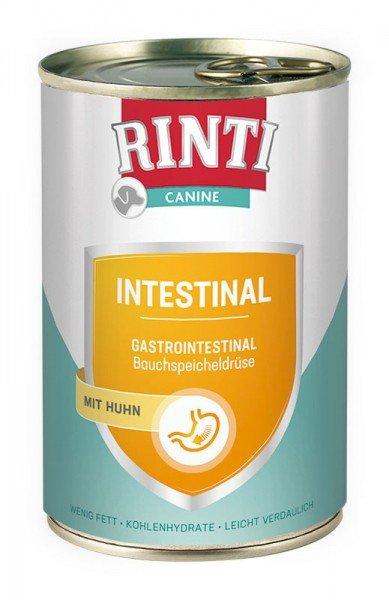 RINTI Canine Intestinal Huhn 400g Hundenassfutter Diätnahrung