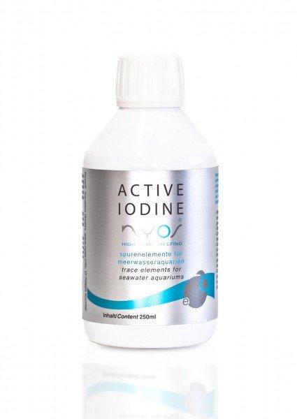 NYOS Active Iodine 250 ml Spurenelemente