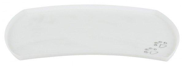 TRIXIE Napfunterlage 48 x 27cm transparent
