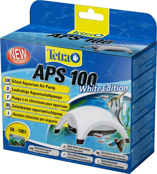 Tetra Tetratec APS 100 WHITE Luftpumpe