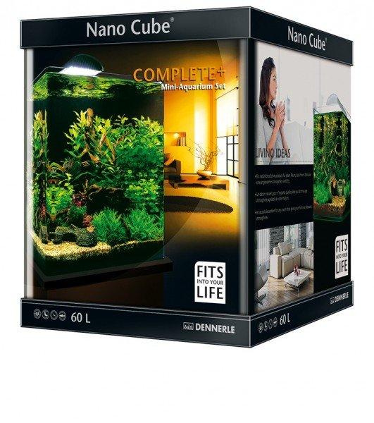 DENNERLE Nano Cube Complete+ 60 Liter Nano-Aquarium