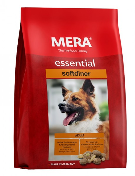 Mera Dog Essential Softdiner Hundetrockenfutter