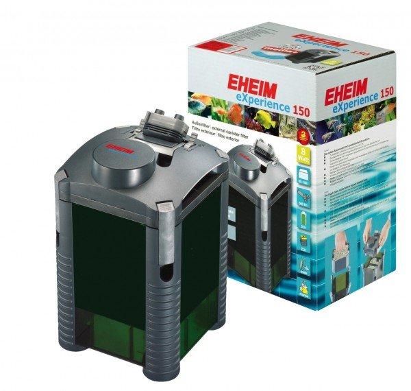 EHEIM 2422 eXperience 150 Außenfilter mit Filtermasse