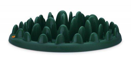 NORTHMATE Green interactive feeder Hundenapf dunkelgrün