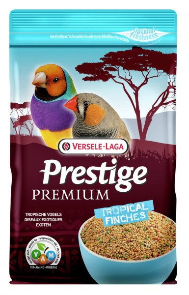 VERSELE-LAGA Prestige Premium Exoten 800g Vogelfutter