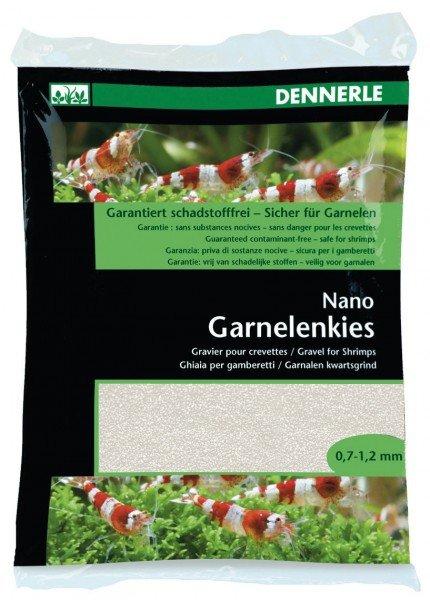 DENNERLE Garnelenkies Sunda weiß 0,7 - 1,2 mm 2kg