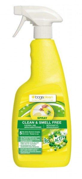 bogaclean CLEAN & SMELL Free Spray 750ml Reinigungsspray