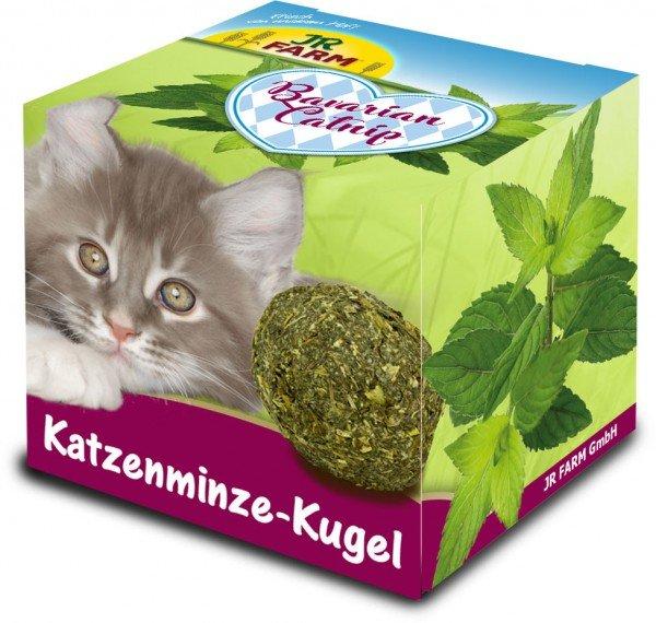 JR FARM Bavarian Catnip Katzenminze-Kugel Katzenspielzeug