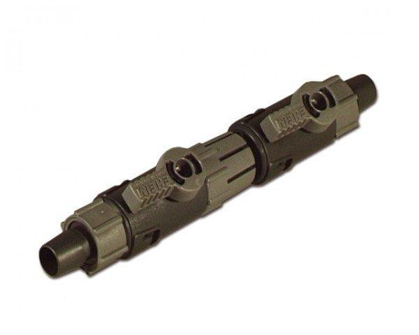 EHEIM 4005410 Doppelhahn mit Schnellltrennkupplung für Schlauch ø16/22mm Zubehör