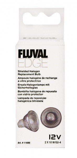 FLUVAL Edge Ersatz Halogenlampe 10 Watt (2 Stück)