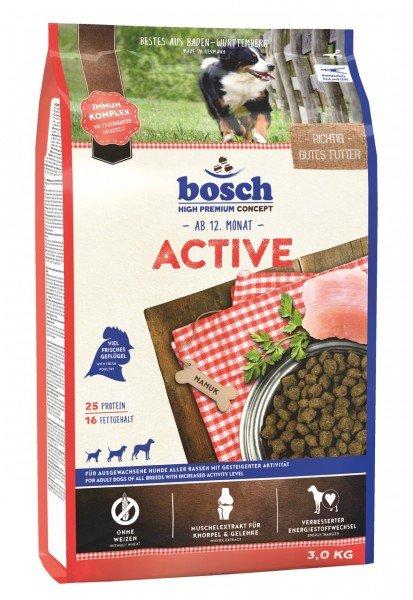 bosch Active Hundetrockenfutter