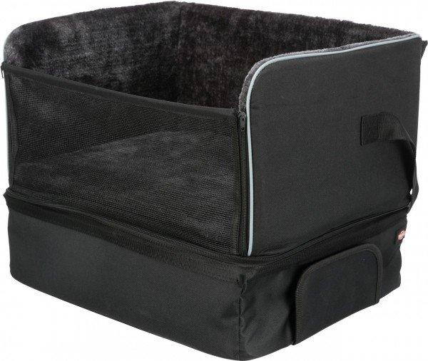 TRIXIE Autositz 45 x 37 x 38 cm schwarz Reisezubehör