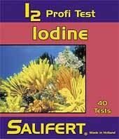 Salifert Profi-Test - Iod (I2) Wassertest