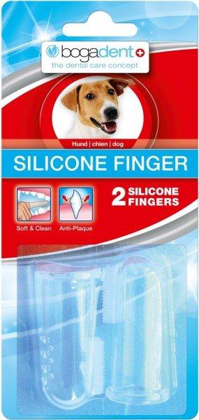 bogadent SILICONE FINGER Zahnpflege für Hunde