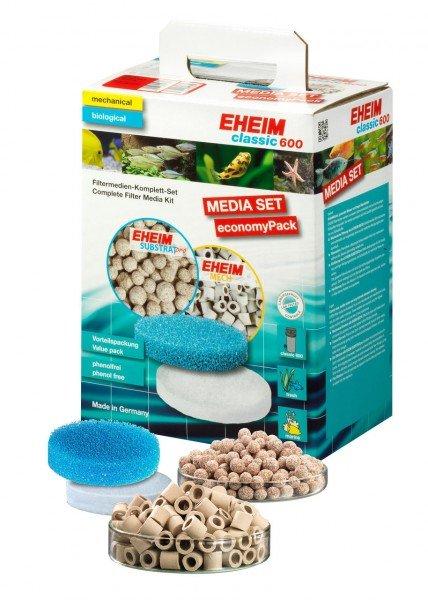 EHEIM 2522170 MEDIA SET FiltermassenSET für classic 600