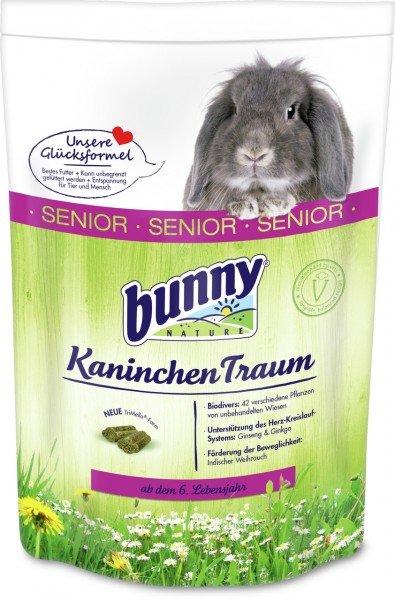 Bunny KaninchenTraum Senior 1,5kg Kleintierfutter
