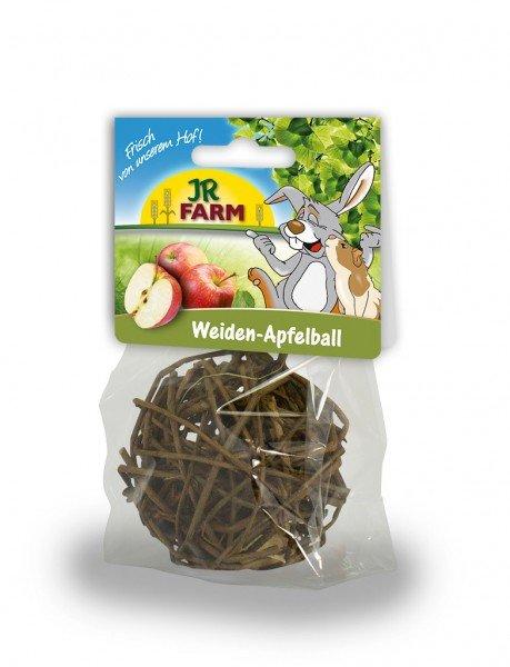 JR FARM Weiden-Apfelball 15g Kleintiersnack